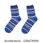 socks | Shutterstock .eps vector #130679009