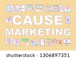 cause and ethical marketing...