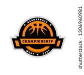 basketball championship  sports ... | Shutterstock . vector #1306960981