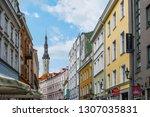 tallinn  estonia   september 10 ... | Shutterstock . vector #1307035831