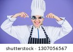time to eat. appetite and taste....   Shutterstock . vector #1307056567