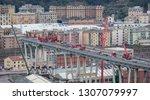 genova  genoa  italy   february ... | Shutterstock . vector #1307079997
