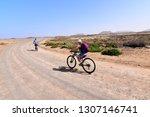 fuerteventura  canary islands   ... | Shutterstock . vector #1307146741