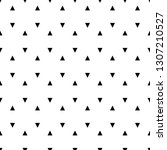 mini triangles pattern... | Shutterstock .eps vector #1307210527