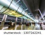 singapore  may 15 2018   mass... | Shutterstock . vector #1307262241