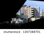 tokyo  japan. 2018 oct 24th....   Shutterstock . vector #1307288701