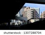 tokyo  japan. 2018 oct 24th....   Shutterstock . vector #1307288704