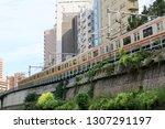 tokyo  japan. 2018 oct 24th....   Shutterstock . vector #1307291197