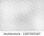 grunge halftone background ... | Shutterstock .eps vector #1307505187