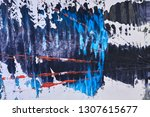 abstract paintings and textures | Shutterstock . vector #1307615677