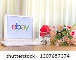 khonkean  thailand   february 8 ... | Shutterstock . vector #1307657374
