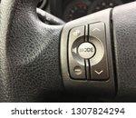 car mode button vehicle... | Shutterstock . vector #1307824294