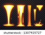 Lava Or Molten Metal Elements