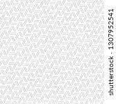 strokes pattern. linear... | Shutterstock .eps vector #1307952541