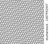 strokes pattern.dashes motif.... | Shutterstock .eps vector #1307952547
