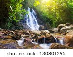 Beautiful Sai Rung Waterfall I...