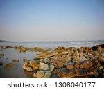 horizontal landscape of... | Shutterstock . vector #1308040177