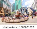 kuala lumpur malaysia   may 14...   Shutterstock . vector #1308061057