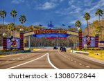 orlando  florida. january 11 ... | Shutterstock . vector #1308072844