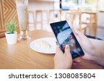chiang mai  thailand   jan. 19... | Shutterstock . vector #1308085804