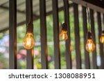 light bulbs  innovation  light... | Shutterstock . vector #1308088951