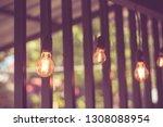 light bulbs  innovation  light... | Shutterstock . vector #1308088954