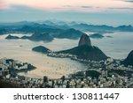 Rio De Janeiro  Sugarloaf...