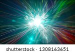 abstract background. explosion... | Shutterstock . vector #1308163651