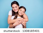close up photo pretty two... | Shutterstock . vector #1308185401