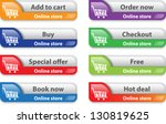 online shop web interface...