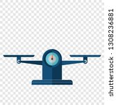 scales  flat design  libra ... | Shutterstock .eps vector #1308236881