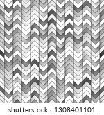modern abstract geometric... | Shutterstock . vector #1308401101