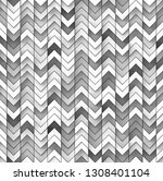 modern abstract geometric... | Shutterstock . vector #1308401104