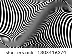 abstract pattern. texture with... | Shutterstock .eps vector #1308416374