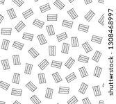geometric modern background.... | Shutterstock .eps vector #1308468997