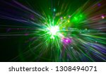 abstract background. explosion... | Shutterstock . vector #1308494071