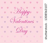 valentines day special   Shutterstock .eps vector #1308563107