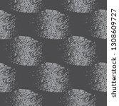 geometric abstract symmetric... | Shutterstock .eps vector #1308609727