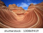 The Wave At The Paria Canyon