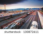 train freight   cargo