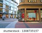 dusseldorf  germany   circa... | Shutterstock . vector #1308735157