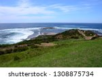long reef headland  sydney nsw... | Shutterstock . vector #1308875734