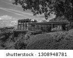 cheshire  north west england uk ...   Shutterstock . vector #1308948781