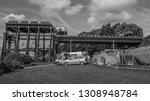 cheshire  north west england uk ...   Shutterstock . vector #1308948784