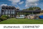 cheshire  north west england uk ...   Shutterstock . vector #1308948787