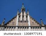 zurich  switzerland   june 23 ...   Shutterstock . vector #1308977191