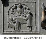 zurich  switzerland   june 23 ...   Shutterstock . vector #1308978454