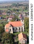 velesevec  croatia   october 09 ...   Shutterstock . vector #1308984787
