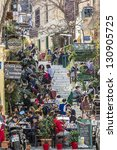 athens greece   mar 09   the...   Shutterstock . vector #130905725