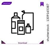 detergent vector icon. best...